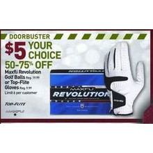 Maxfli Revolution Golf Balls