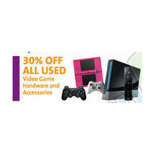 All Used Video Game Hardware and Accessories - 30% Off