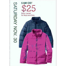 Down Jacket for Boys