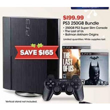 Sony PlayStation 3 250GB Bundle