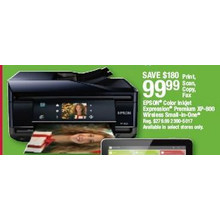 Epson Color Inkjet Expression Premium DP-800 Wireless Small-in-One