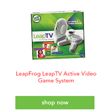 LeapFrog LeapTV Active Video Game System