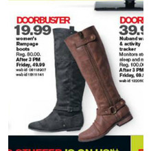 Rampage Boots (Womens) (Assorted)