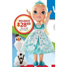 Disney Frozen Plush Doll
