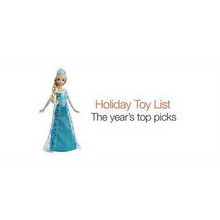 Holiday Toy List - The year's top picks
