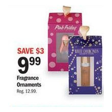 Fragrance Ornaments