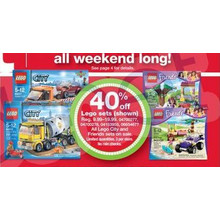 LEGO Friends  - 40% OFF