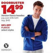 Xersion Fleece Hoodies