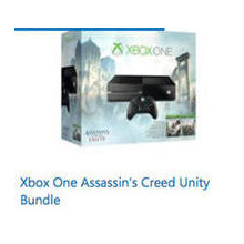 Xbox One Assassin's Creed Unity Bundle