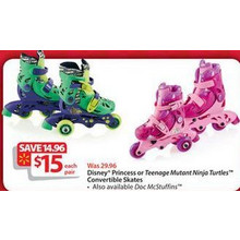 Teenage Mutant Ninja Turtles™ Convertible Skates