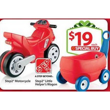 Step2 Little Helper's Wagon, Red