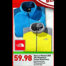 The North Face Mens Windwall Fleece (Assorted)