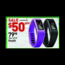 Garmin Vivofit Bands (Assorted)
