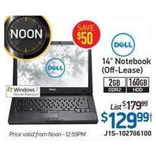 Dell Latitude Notebook PC (E5400)