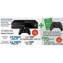 Microsoft Xbox One Console w/ Wireless Controller