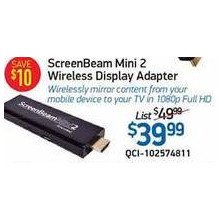 ScreenBeam Mini 2 Wireless Display Adaptor