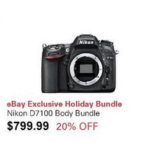 Nikon D7100 Body Bundle