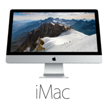 Free $100 Gift Card with Purchase of Mac Desktops (iMac, iMac with Retina 5K display)