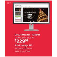 Dell 24-in. Monitor (P2414H)