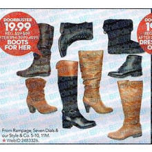 Rampage Womens Boots (Assorted)