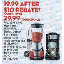 Bella Dual Brew Coffee Maker