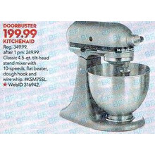 KitchenAid Classic 4.5-qt. Tilt Head Stand Mixer