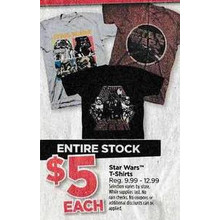 Star Wars T-Shirts (Assorted)