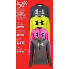 Under Armour Womens Twist Hoodie
