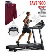 Pro-Form Power 995 Interactive Treadmill