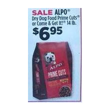Alpo Come & Get It Dog Food 14-lb.