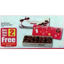 Russell Stover Boxed Chocolates 24-oz. (Assorted) B1G2 Free