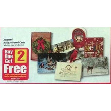 Holiday Boxed Cards B1G2 Free
