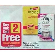SoftLips Cube 0.23-oz. B1G2 Free