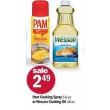 Wesson Cooking Oil 48-oz.