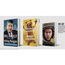 20% Off Killing Reagan (Hardcover)