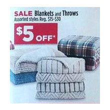 Throws (Assorted) ($5 OFF)