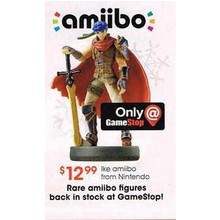Amiibo Figures (Assorted)
