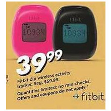 Fitbit Zip Wireless Activity
