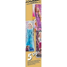 Barbie Fashionista Doll (Select)