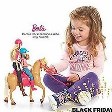 Barbie Horse Riding Lesson