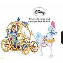 Disney Cinderella Horse & Carriage