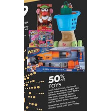 Hot Wheels Toys (Select) 50% Off
