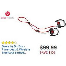 Beats by Dr. Dre Powerbeats2 Earbuds