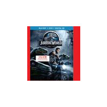 Jurassic World (DVD + Blu-Ray)