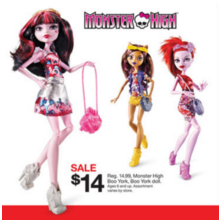 Monster High Boo York Doll