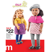 Our Generation 18-in. Dolls