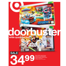 Disney Infinity 3.0 Starter Packs (Assorted)