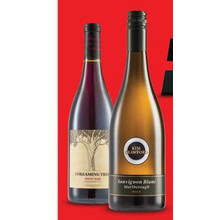 Select Dreaming Tree & Kim Crawford 750mL Wine