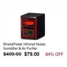 XtremePower Infrared Heater Humidifier & Air Purifier