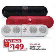 Beats By Dr. Dre Pill Wireless Bluetooth Speaker (Assorted)